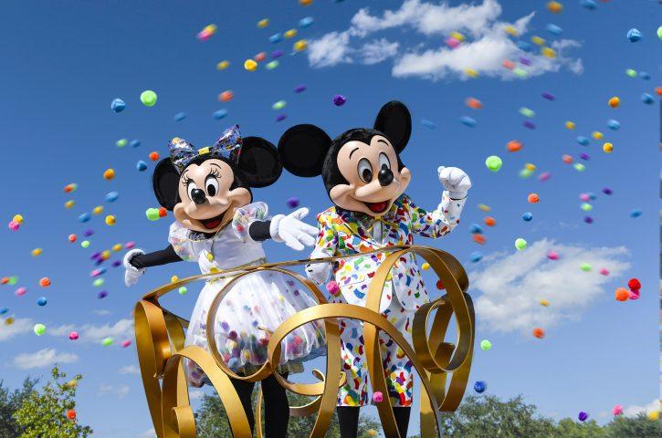 Disneyland Resort inicia 2019 con una fiesta para Mickey, la inauguración de Star Wars: Galaxy's Edge en el verano y más magia que nunca por todo el resort