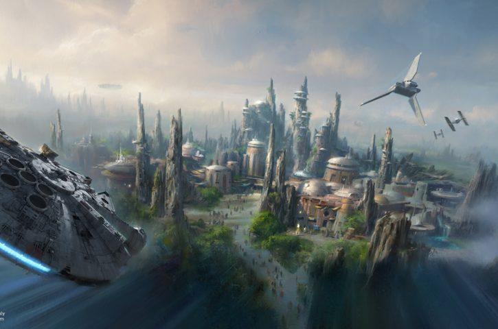 Anuncian apertura de Star Wars : Galaxy's Edge