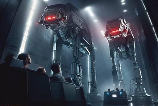 Star Wars: Rise of the Resistance abrirá sus puertas el 5 de diciembre